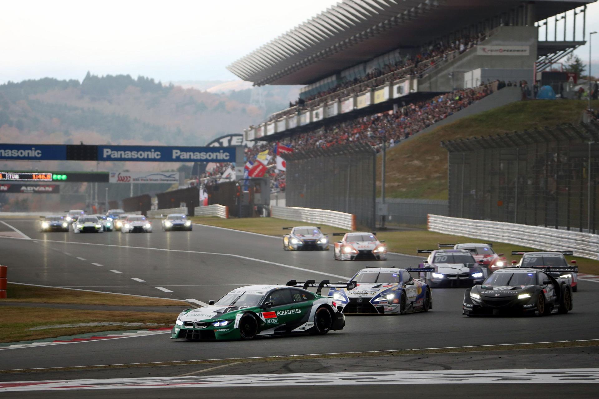 BMW SUPER GT x DTM Dream Race at Fuji 17