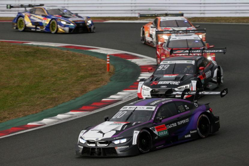 BMW SUPER GT x DTM Dream Race at Fuji 20 830x553