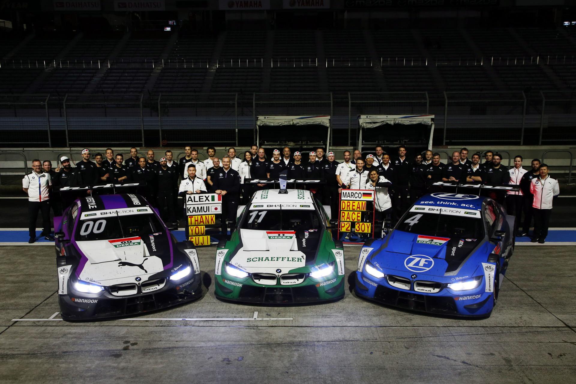 BMW SUPER GT x DTM Dream Race at Fuji 38