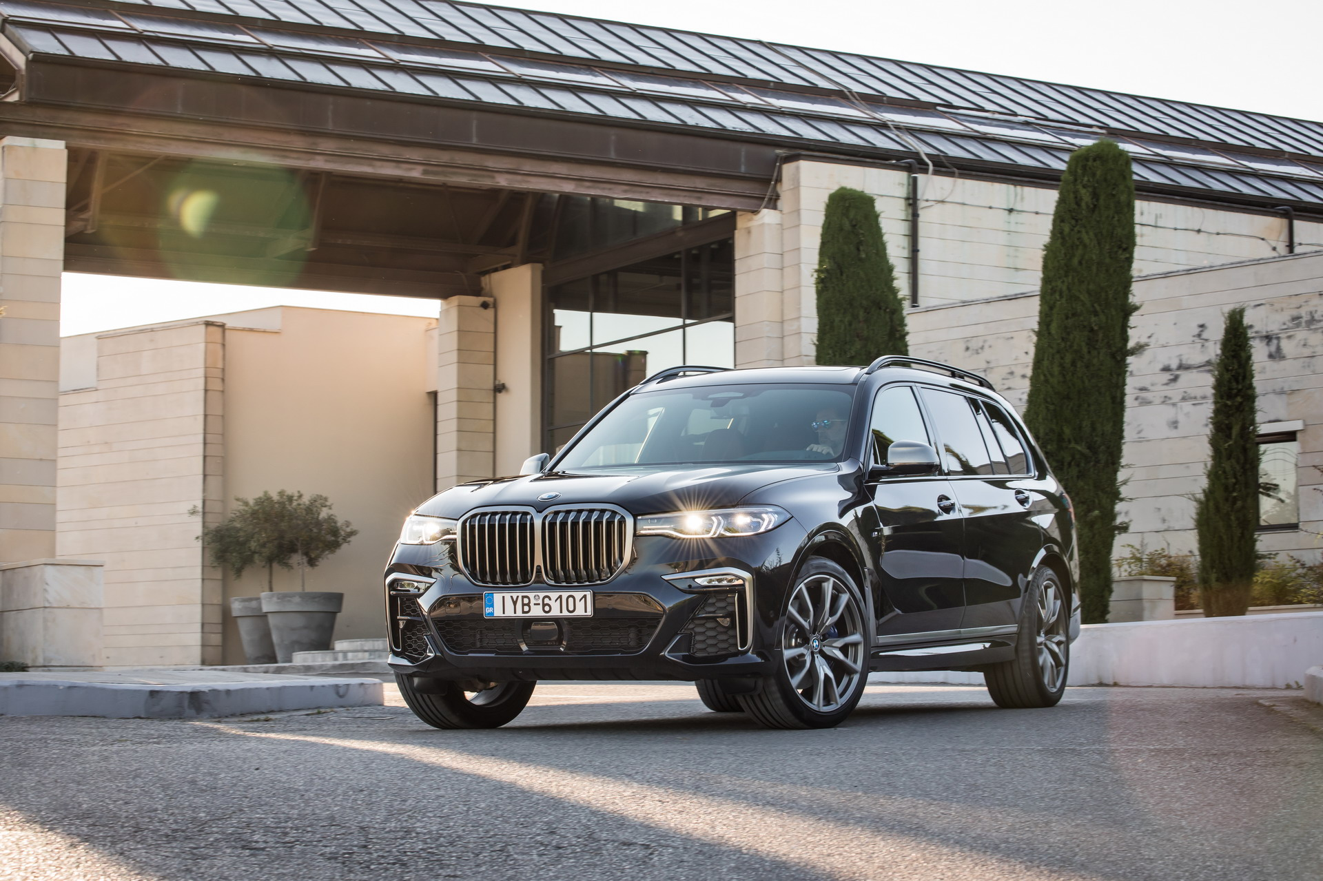 BMW X7 M50d Greece 39