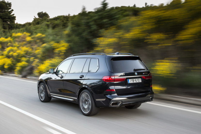 BMW X7 M50d Greece 46 830x553