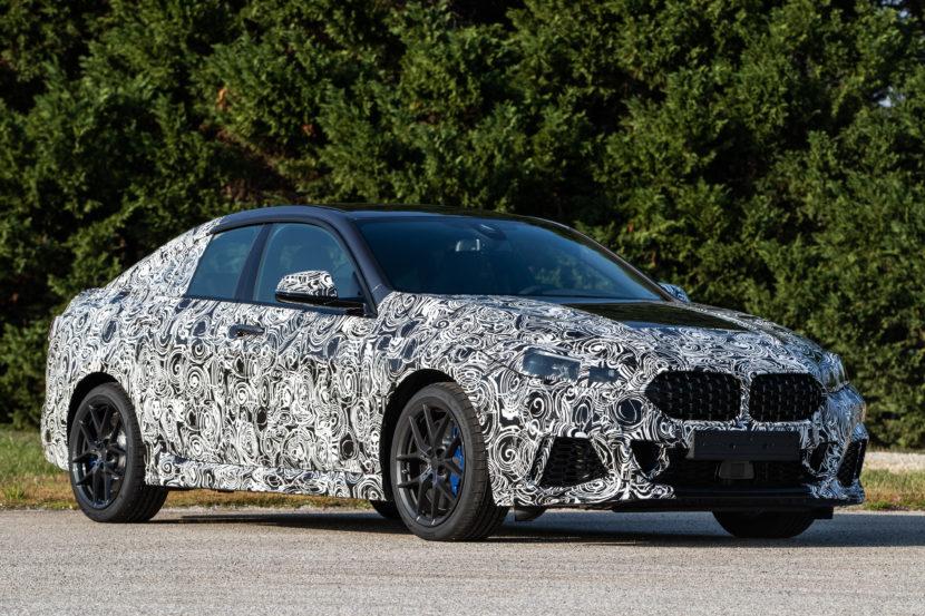 BMW M235i xDrive Prototype 1 111119 830x553