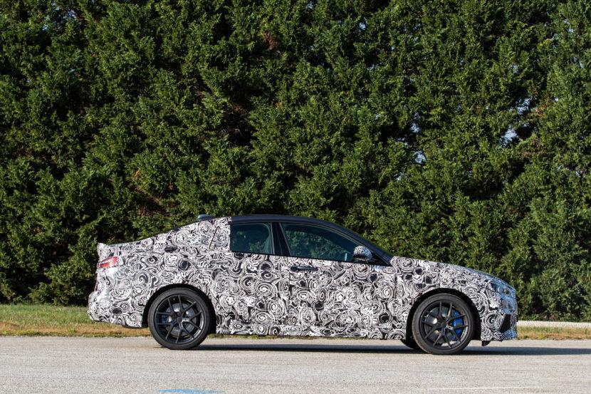 BMW M235i xDrive Prototype 3 111119 830x553