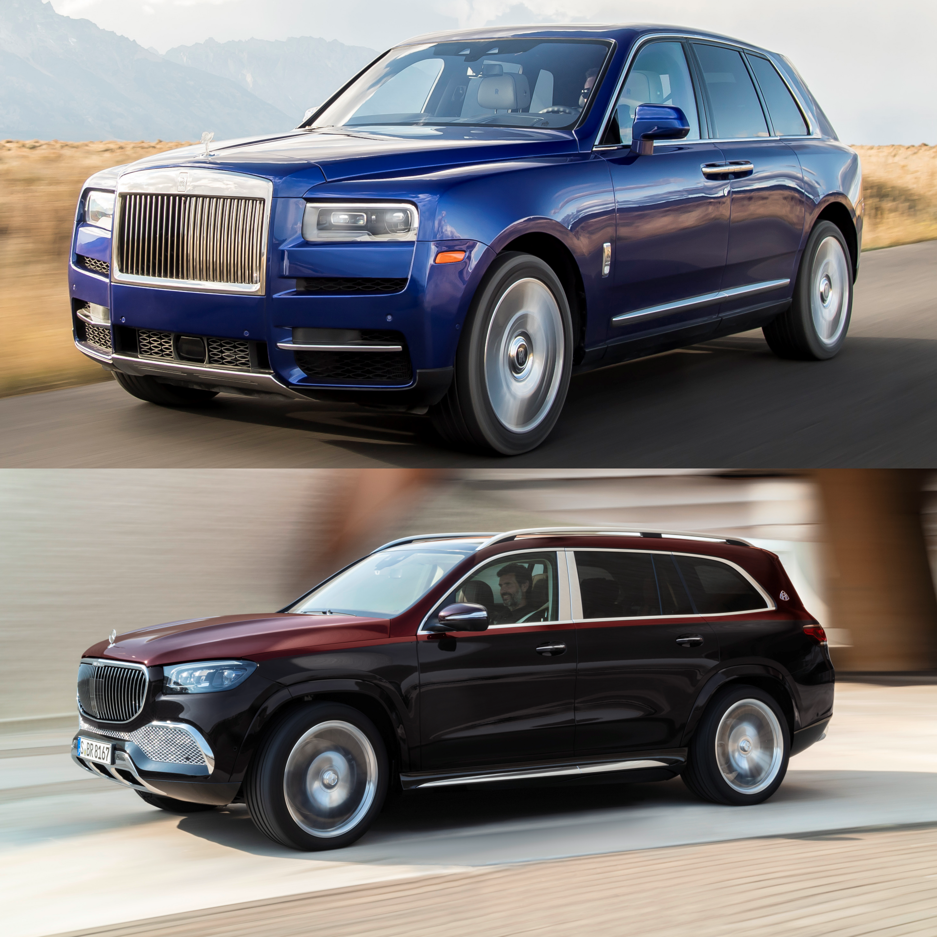 Cullinan vs. Maybach GLS 2