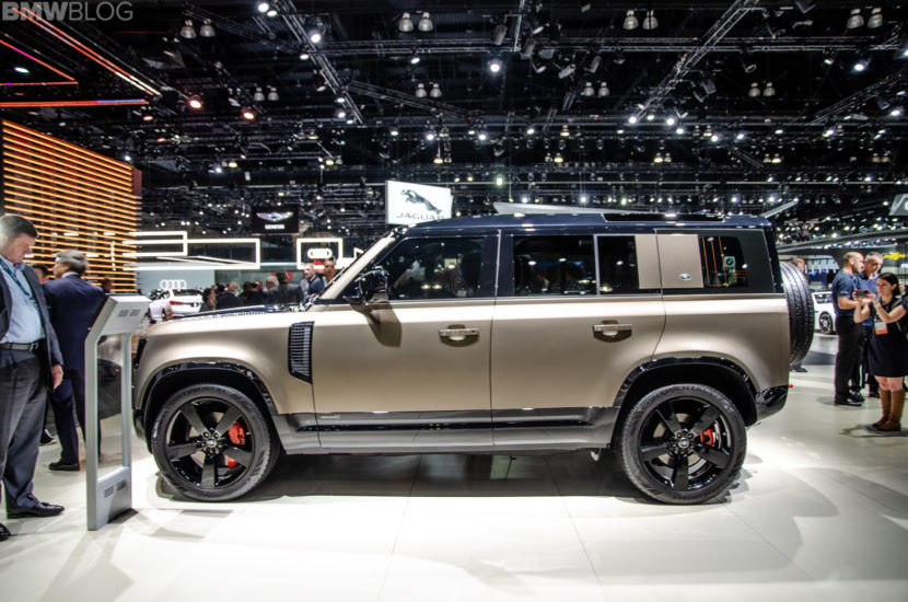 Land Rover Defender LA Auto Show 12 of 18 830x550