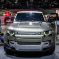 Land Rover Defender LA Auto Show 18 of 18 120x120