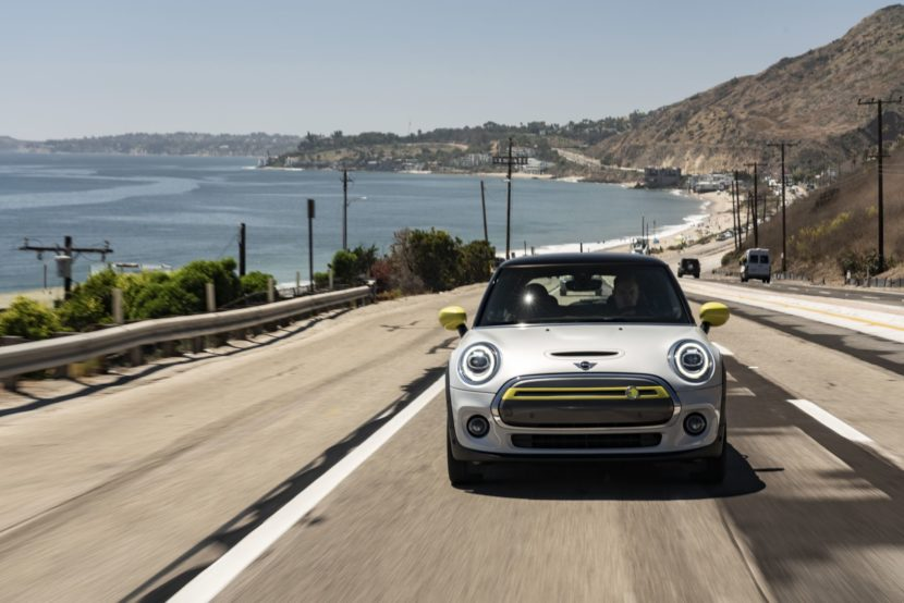 MINI Cooper SE Road Trip Silicon Valley Hollywood 20 830x554