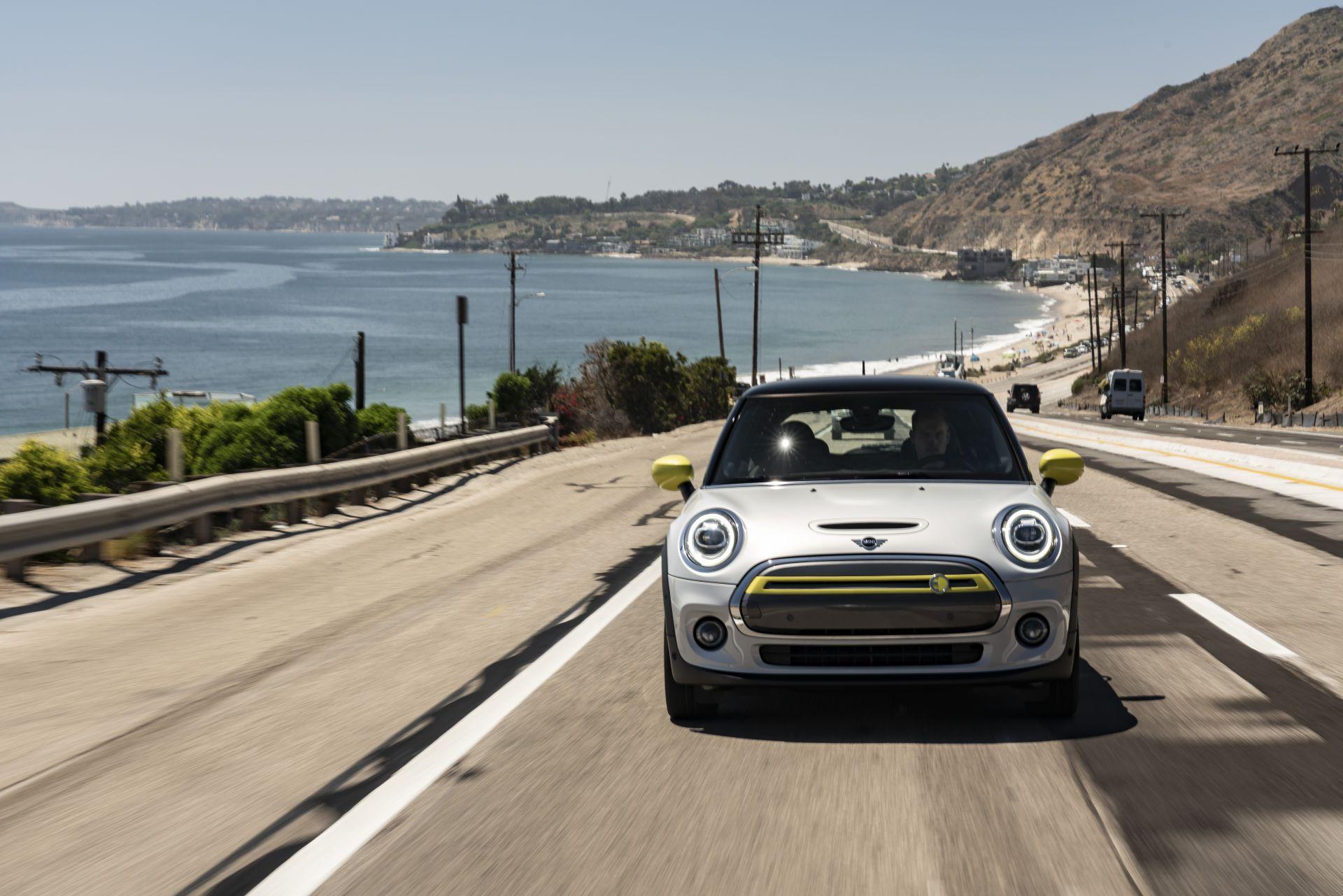 MINI Cooper SE Road Trip Silicon Valley Hollywood 20