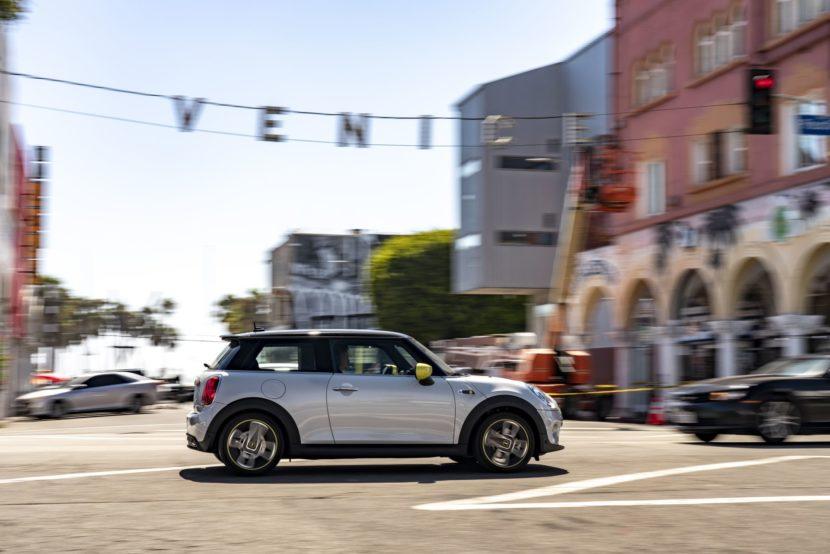 MINI Cooper SE Road Trip Silicon Valley Hollywood 27 830x554