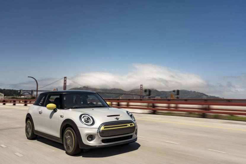 MINI Cooper SE Road Trip Silicon Valley Hollywood 33 830x554