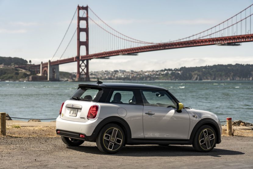 MINI Cooper SE Road Trip Silicon Valley Hollywood 37 830x554