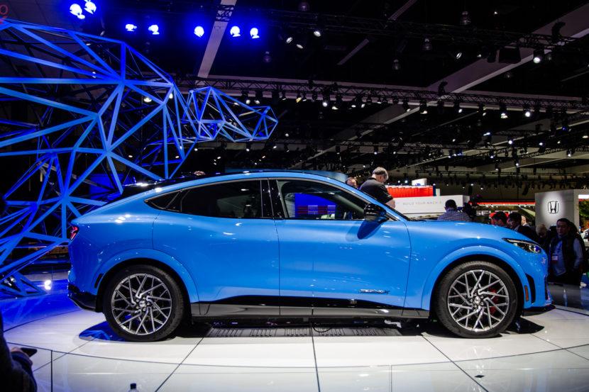 Mustang Mach E LA Auto Show 1 of 10 830x553