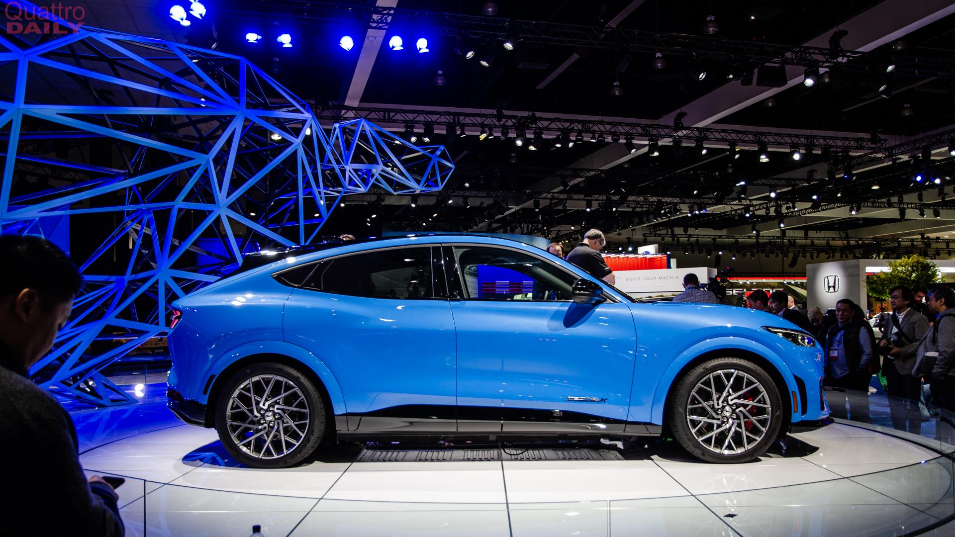 Mustang Mach E LA Auto Show 1 of 10