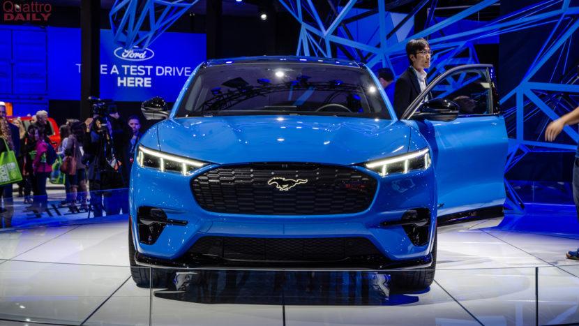 Mustang Mach E LA Auto Show 6 of 10 830x467