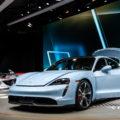 Porsche Taycan 4S LA Auto Show 1 of 10 120x120
