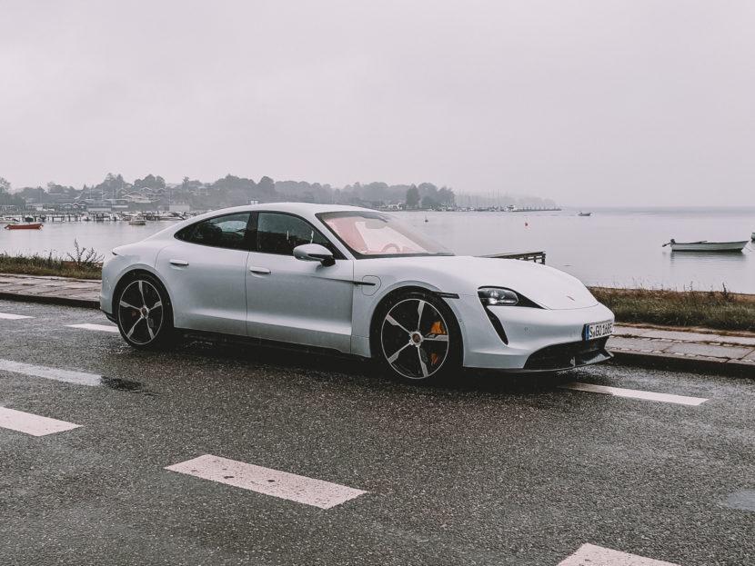 Porsche Taycan S review 15 830x623