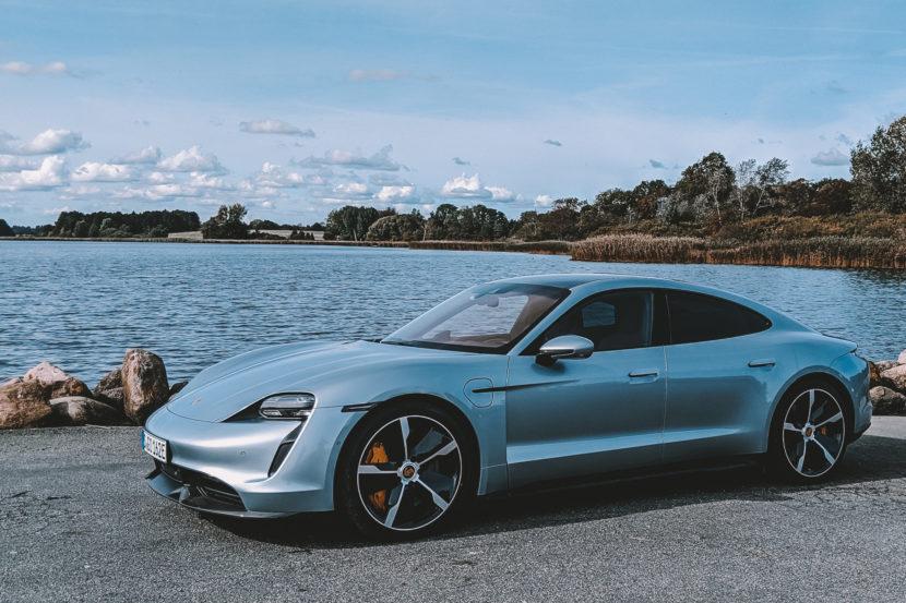 Porsche Taycan S review 7 830x553