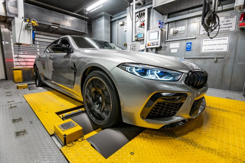 Production Start BMW M8 Gran Coupe at Dingolfing 8 830x553