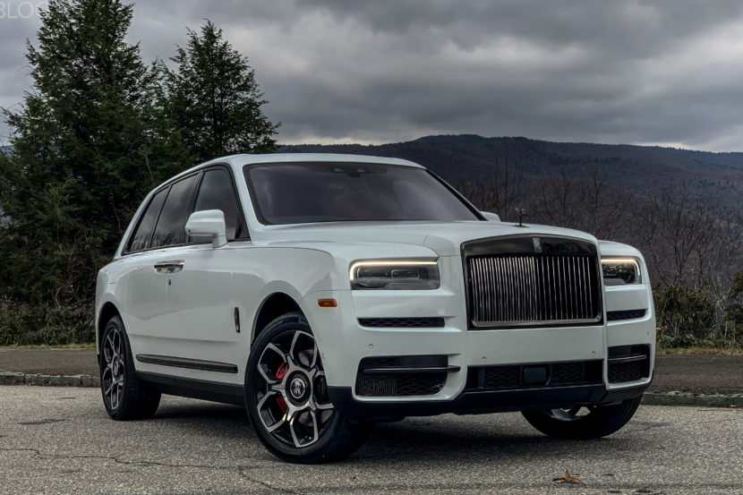 Rolls Royce Cullinan Black Badge 4 830x553