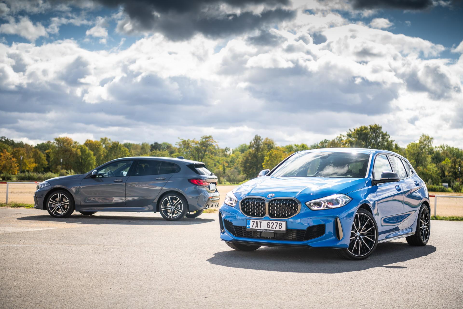The New BMW 1 Series Czech Republic Press Launch 20