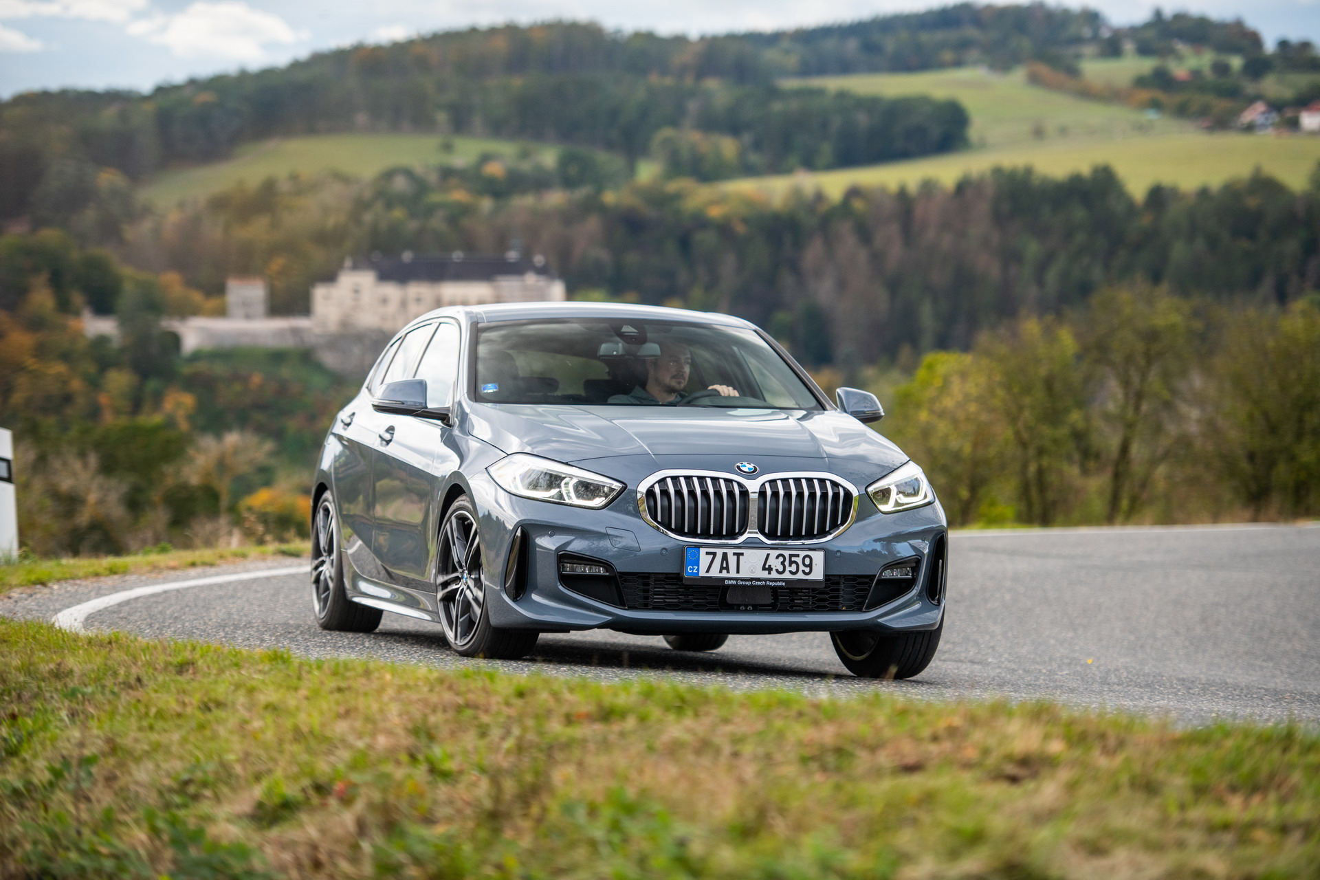 The New BMW 1 Series Czech Republic Press Launch 34