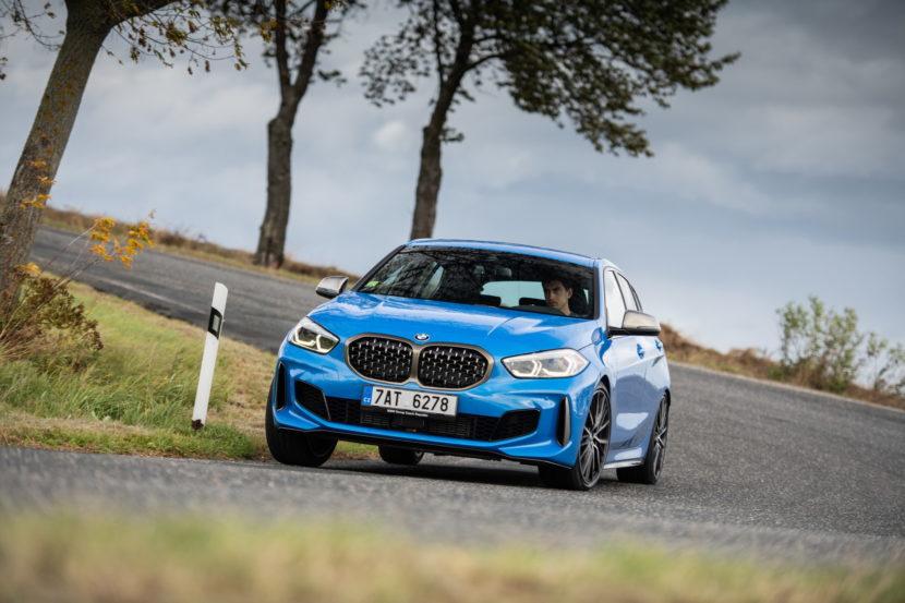 The New BMW 1 Series Czech Republic Press Launch 35 830x553