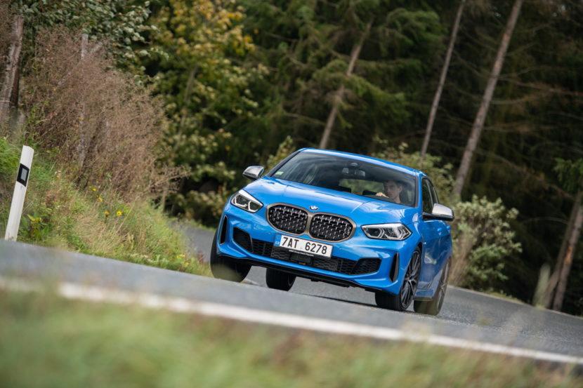 The New BMW 1 Series Czech Republic Press Launch 38 830x553