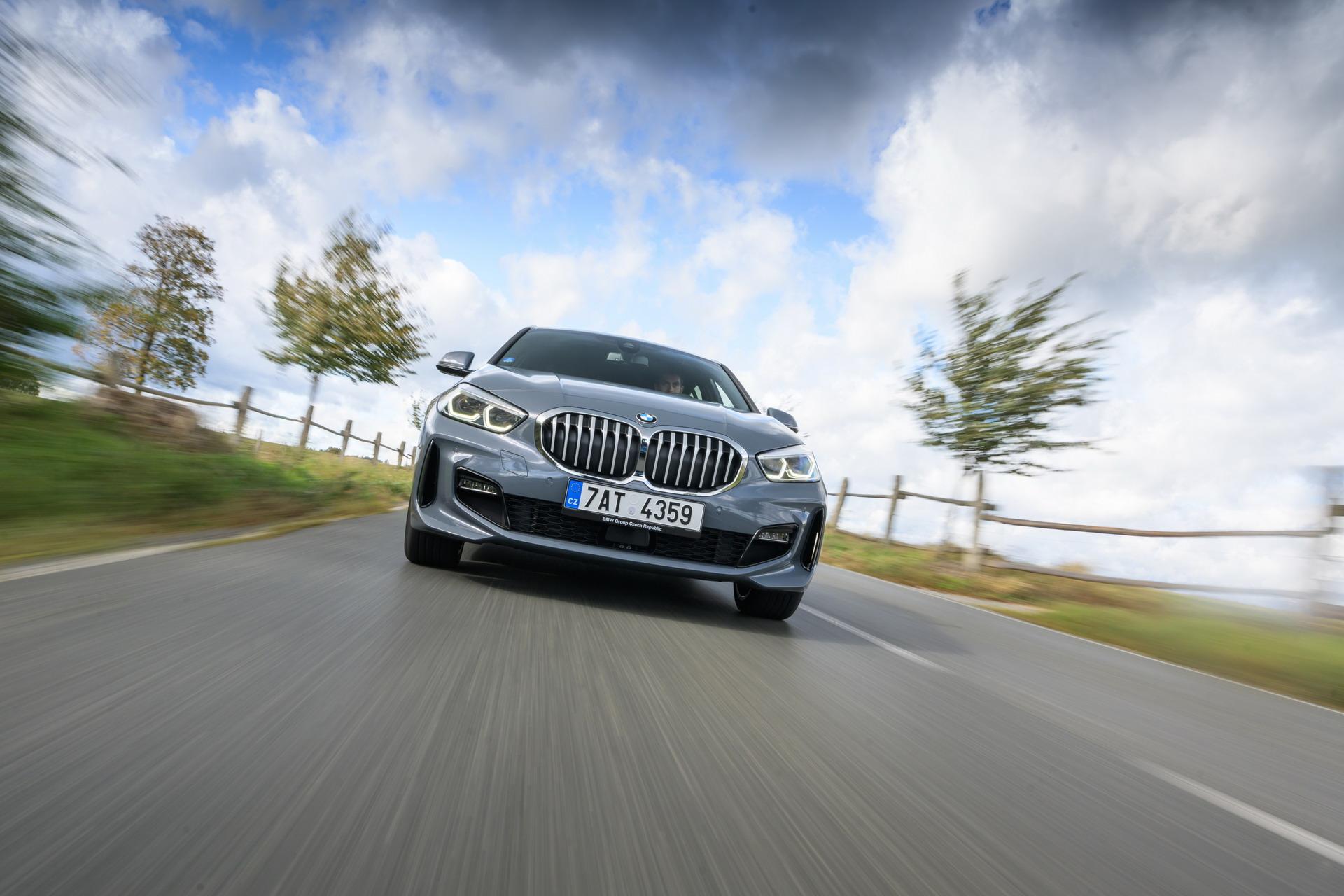 The New BMW 1 Series Czech Republic Press Launch 48