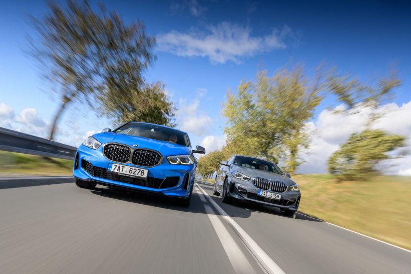 The New BMW 1 Series Czech Republic Press Launch 51 830x553