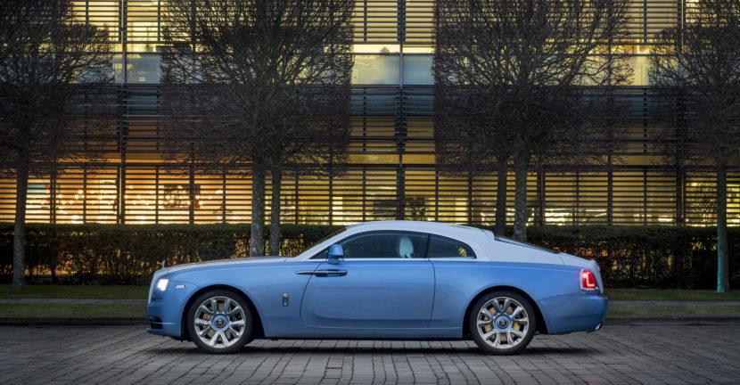 The Rolls Royce Falcon Wraith 4 830x432