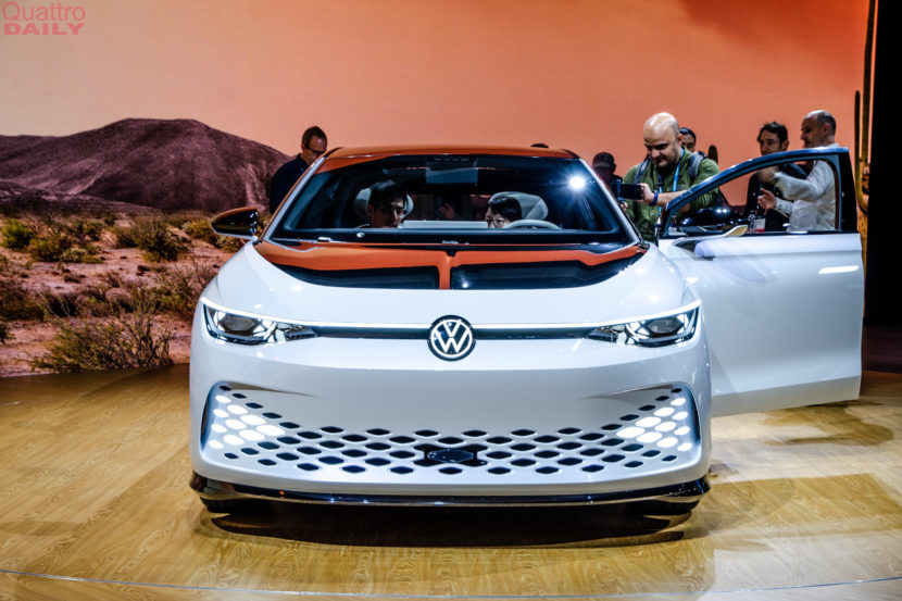 Volkswagen Space Vizzion LA Auto Show 6917 830x553