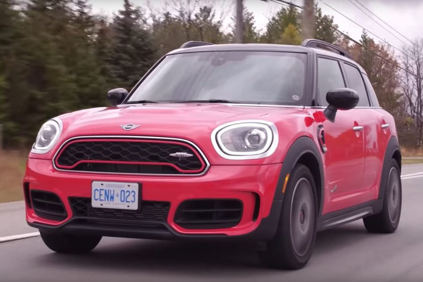 mini jcw countryman 830x553