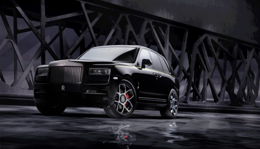 rolls royce Black Badge Cullinan 14 830x477