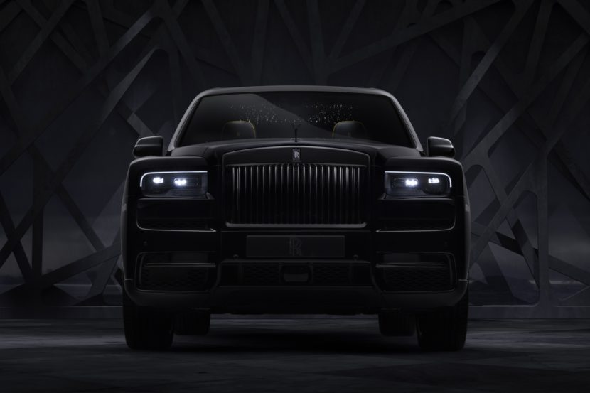 rolls royce Black Badge Cullinan 9 830x553