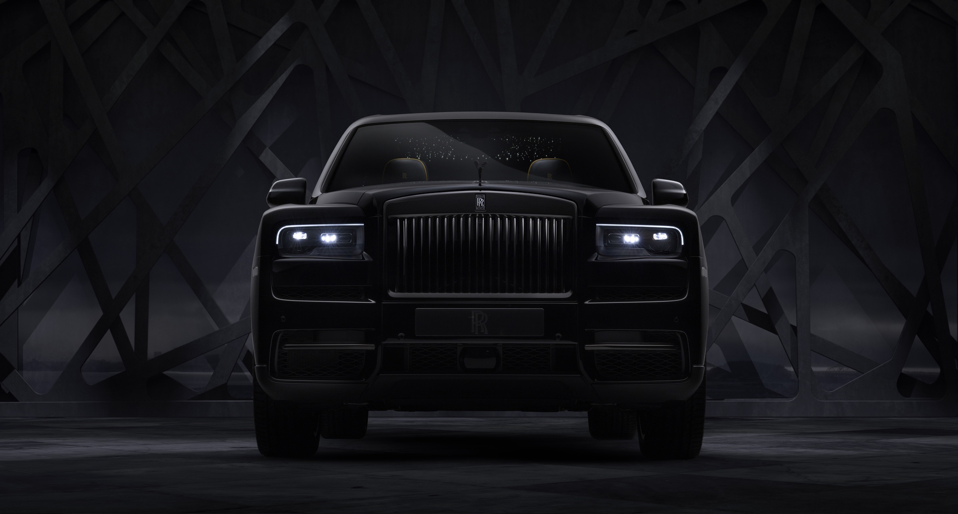 rolls royce Black Badge Cullinan 9