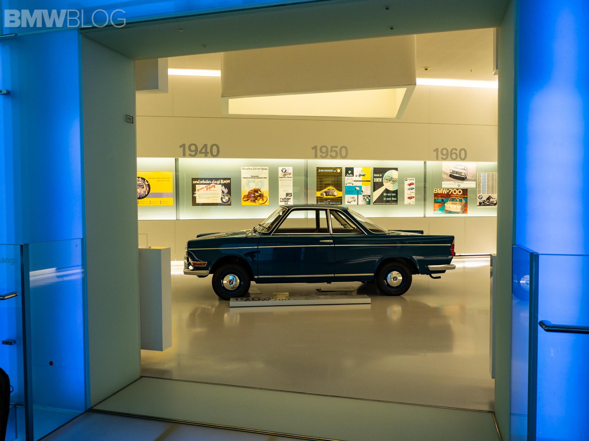 1964 BMW 700 1