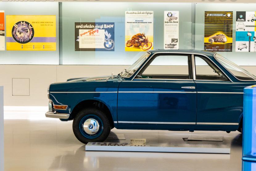 1964 BMW 700 2 830x553