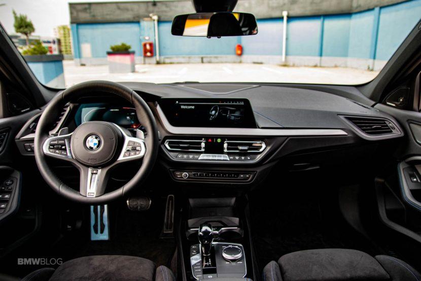 2019 BMW M135i xDrive Review 11 830x553