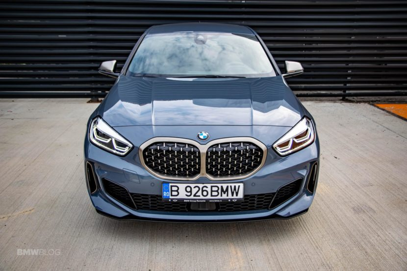2019 BMW M135i xDrive Review 17 830x553