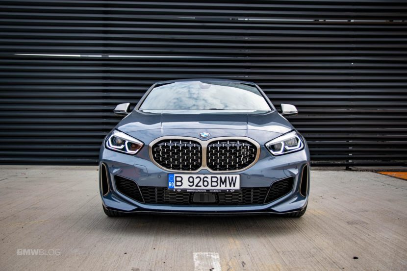2019 BMW M135i xDrive Review 18 830x553