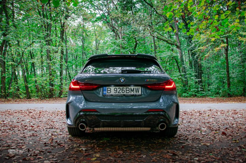 2019 BMW M135i xDrive Review 27 830x553