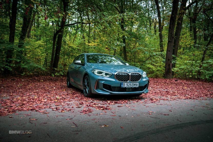 2019 BMW M135i xDrive Review 29 830x553