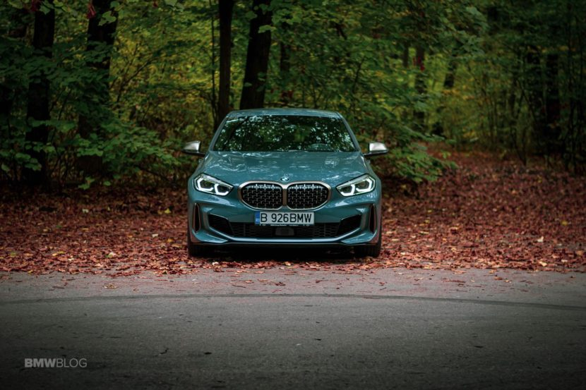 2019 BMW M135i xDrive Review 35 830x553
