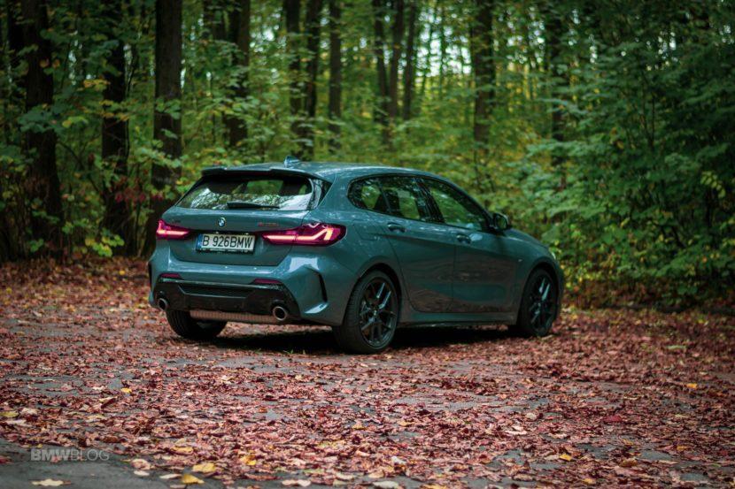 2019 BMW M135i xDrive Review 39 830x553