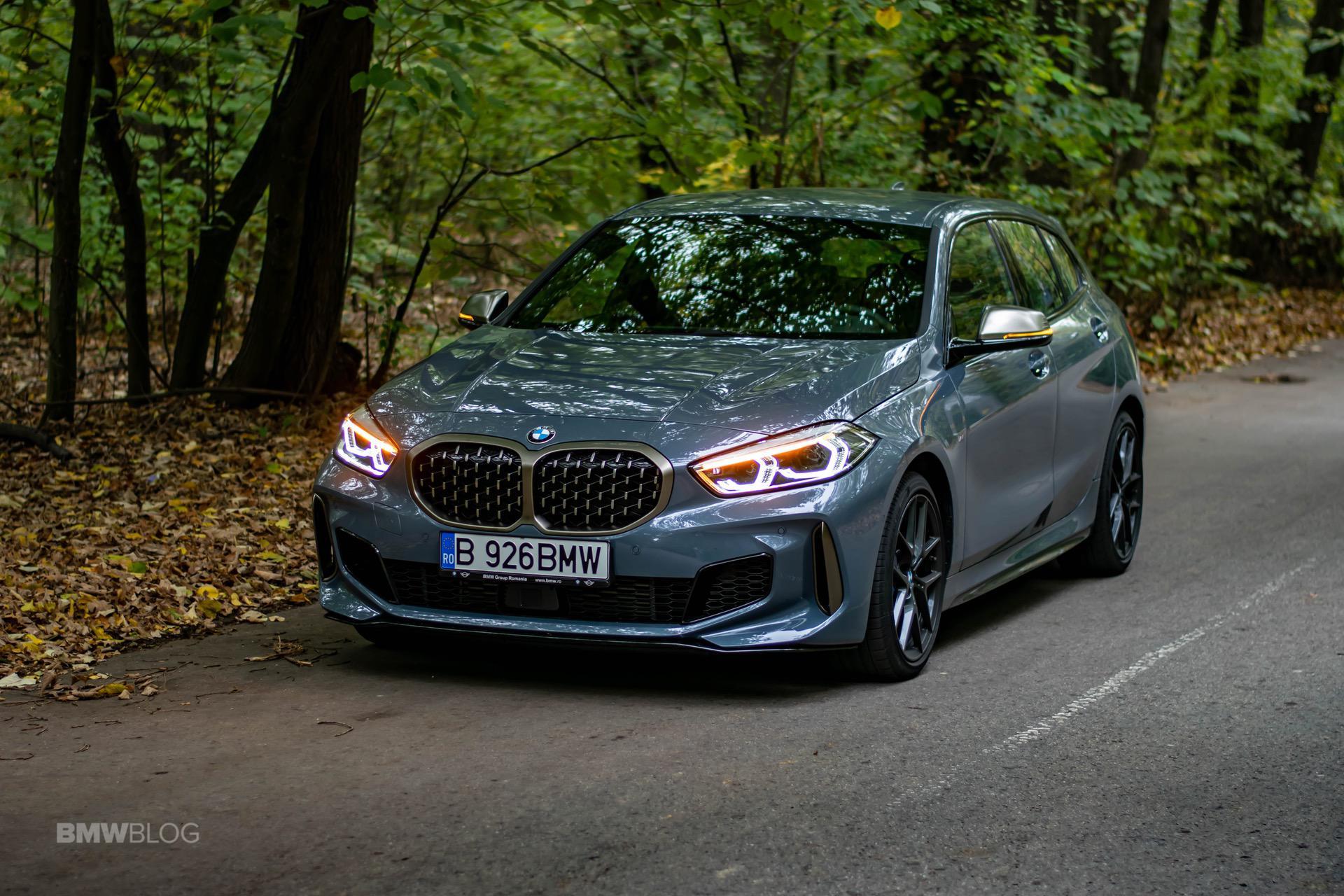 2019 BMW M135i xDrive Review 42