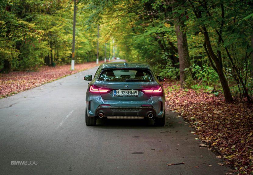 2019 BMW M135i xDrive Review 48 830x573