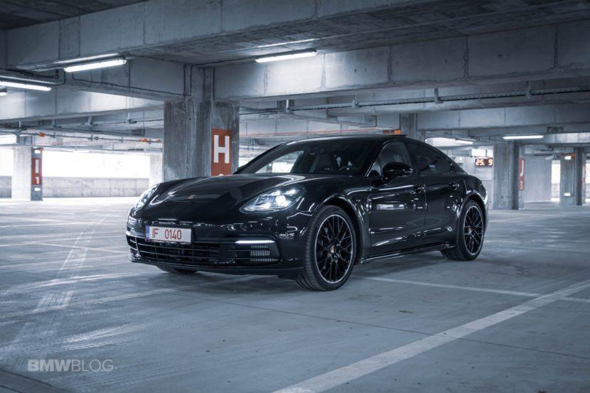 2020 Porsche Panamera review 29 830x553
