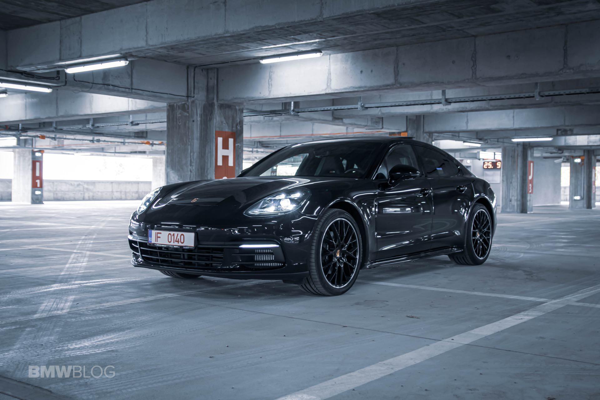 2020 Porsche Panamera review 29