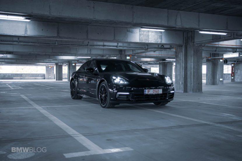 2020 Porsche Panamera review 31 830x553