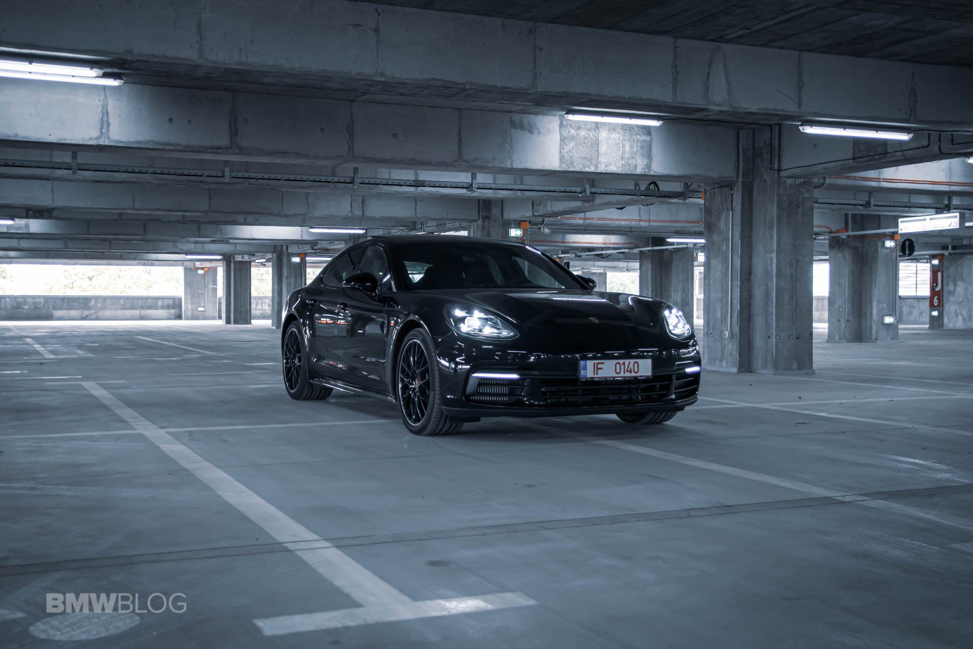 2020 Porsche Panamera review 31